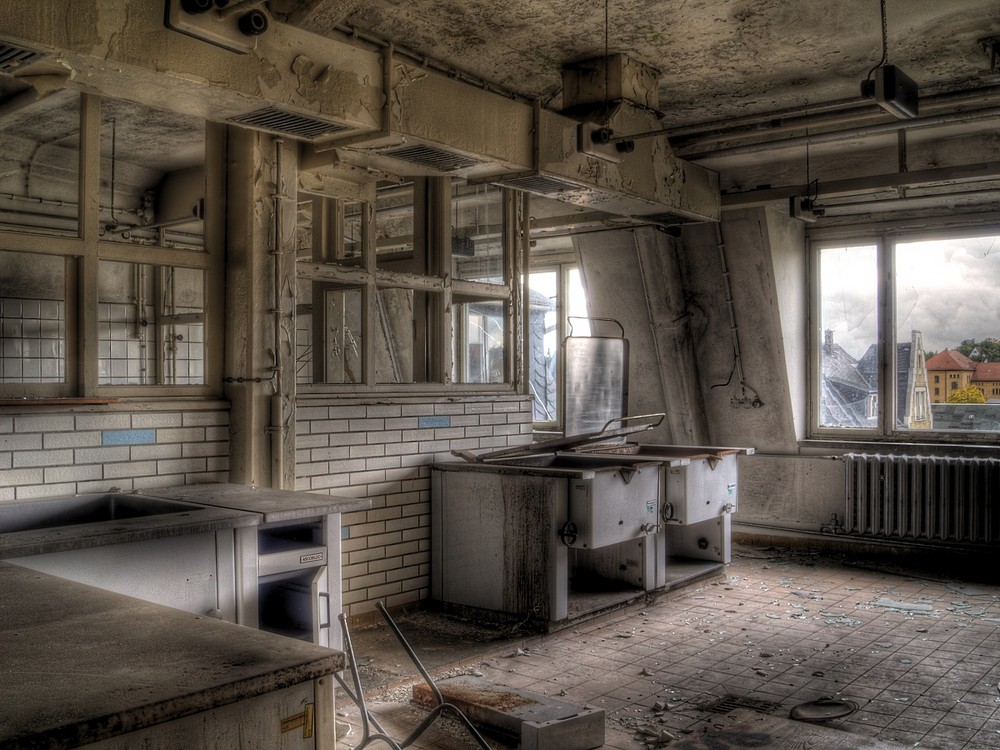 Heute bleibt die Küche kalt