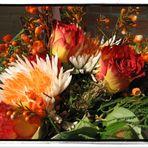 Heute ein Blumenstrauß