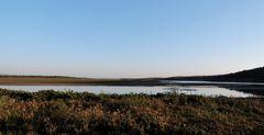 Heute geht es auf den Jozini-See .