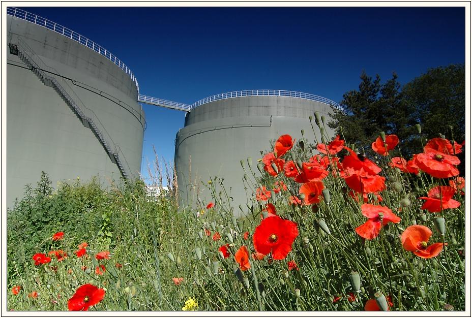 Heute im Gaswerk Augsburg