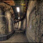 Heute im Matena-Tunnel