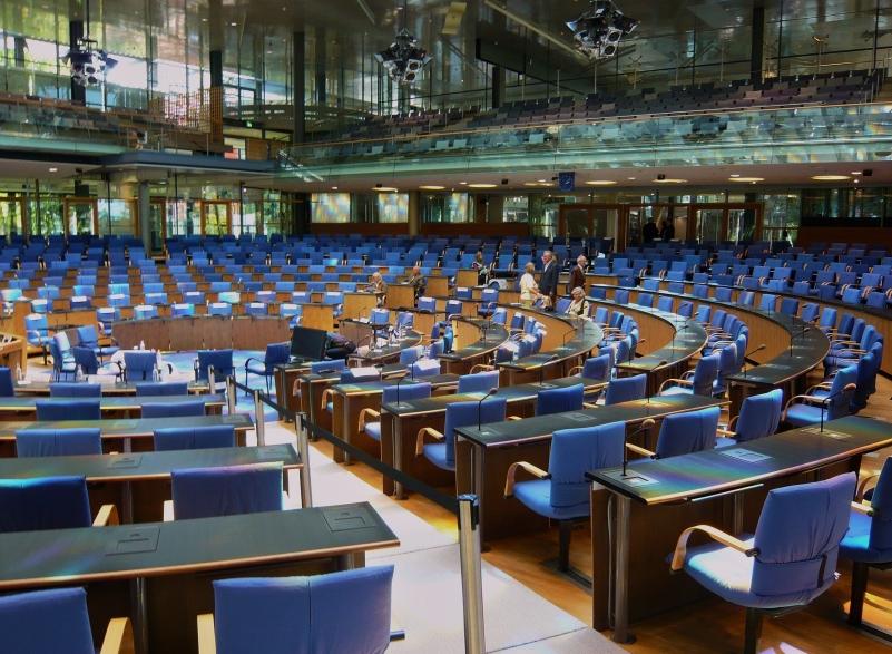 Heute im Parlament ...