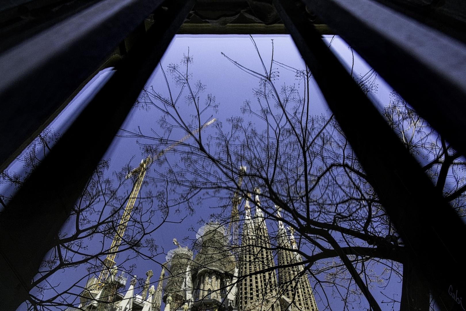Heute im Spiegel - La Sagrada Familia