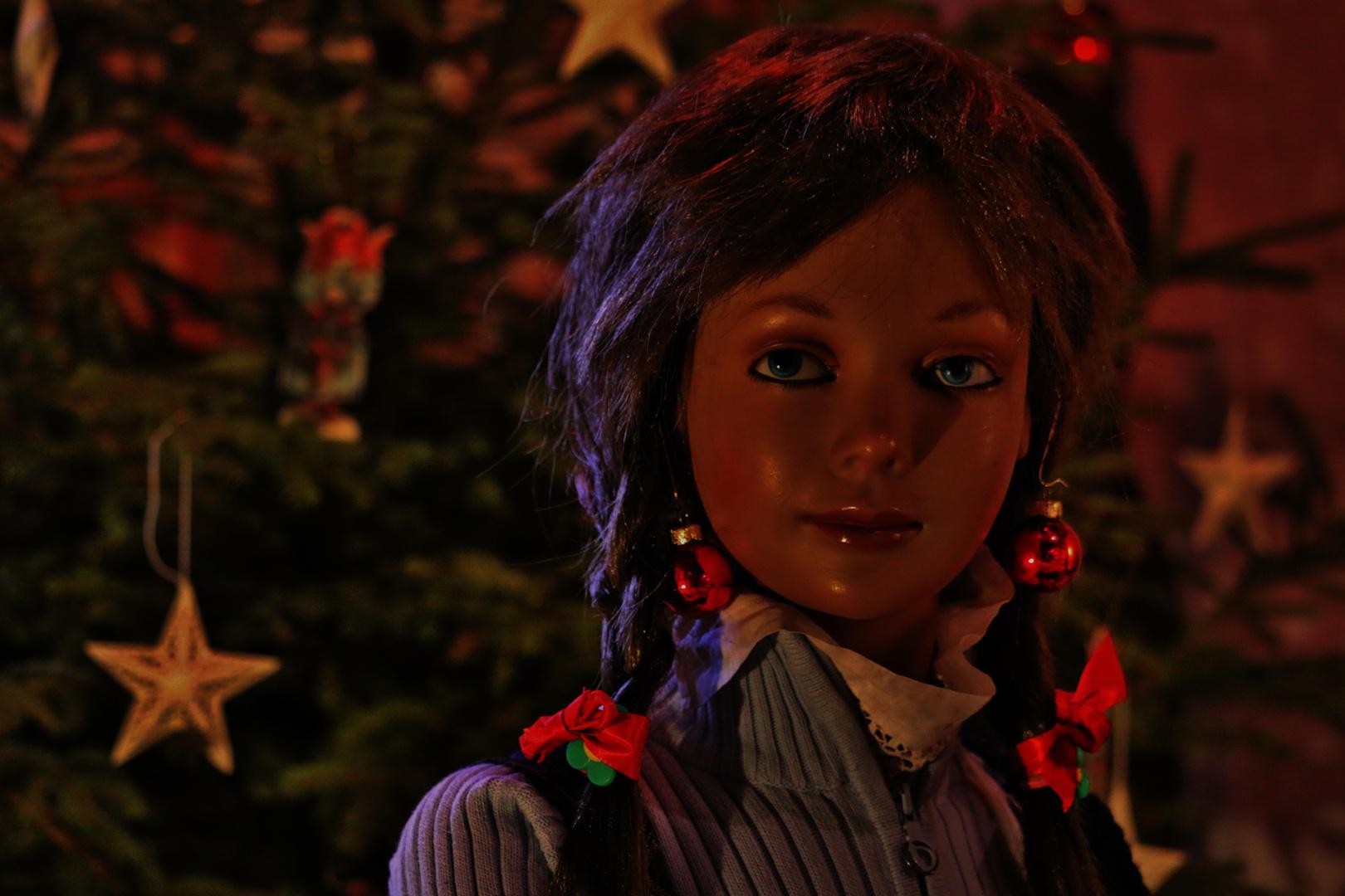 Heute ist Nikolaustag, deshalb...