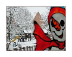 heute ist winter...
