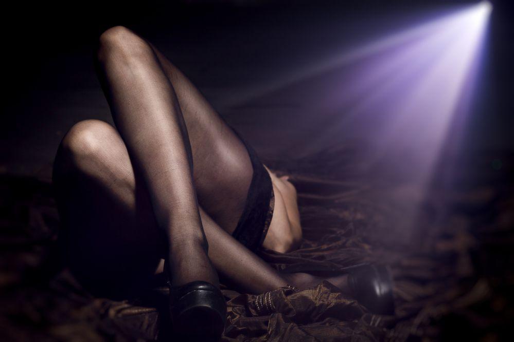 Heute ist World Nylon Stockings Day 2020