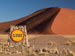 Heute keine Wüste!