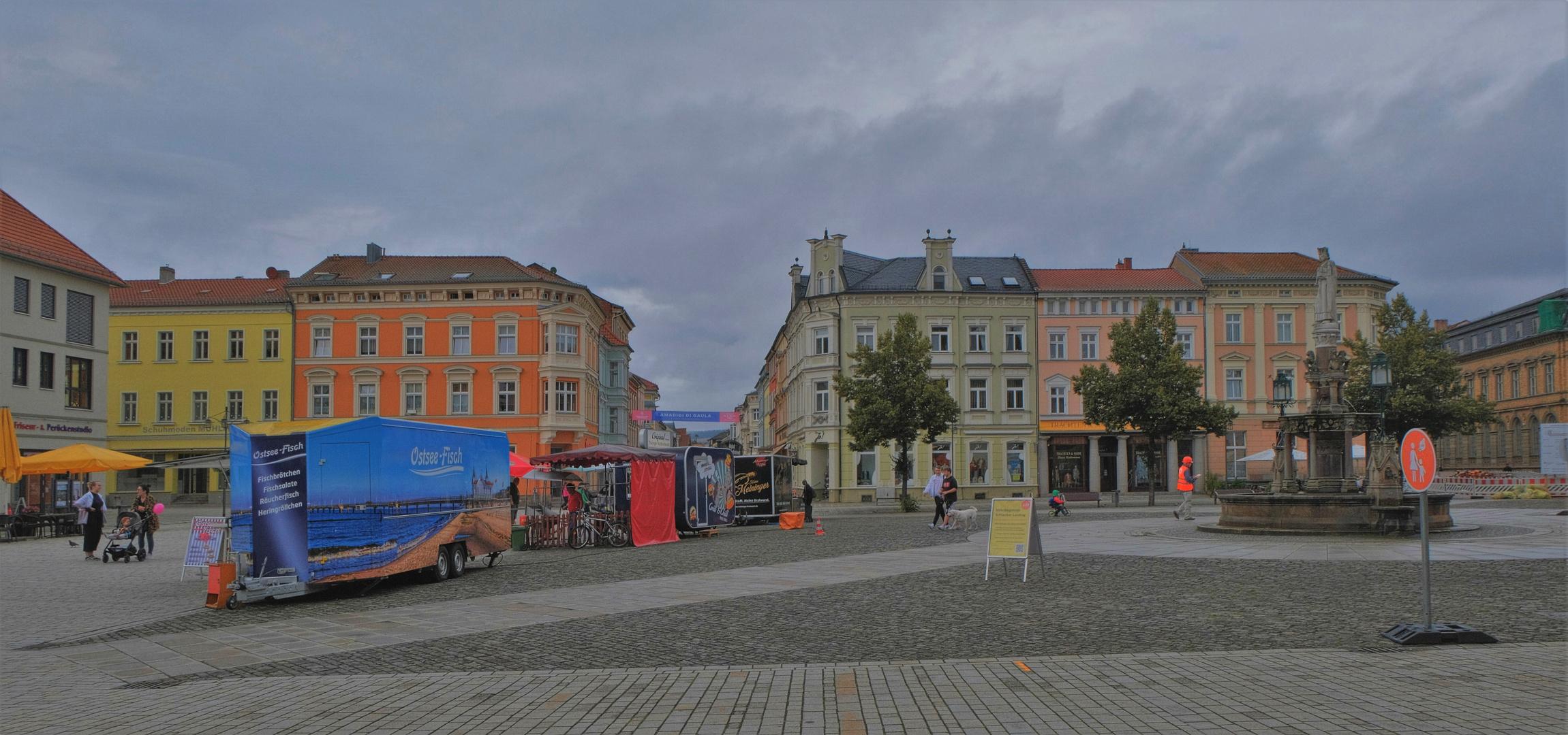 heute mal wieder in Meiningen, 2 (hoy en Meiningen otra vez)