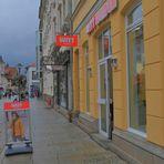 heute mal wieder in Meiningen (hoy en Meiningen otra vez)