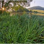 Heute morgen am See (esta mañana en el lago)