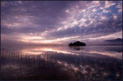 Heute Morgen am Staffelsee