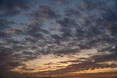 Heute noch ein schöner Sonnenuntergang ......
