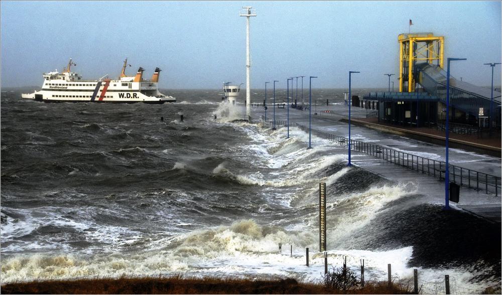 Sturm Heute