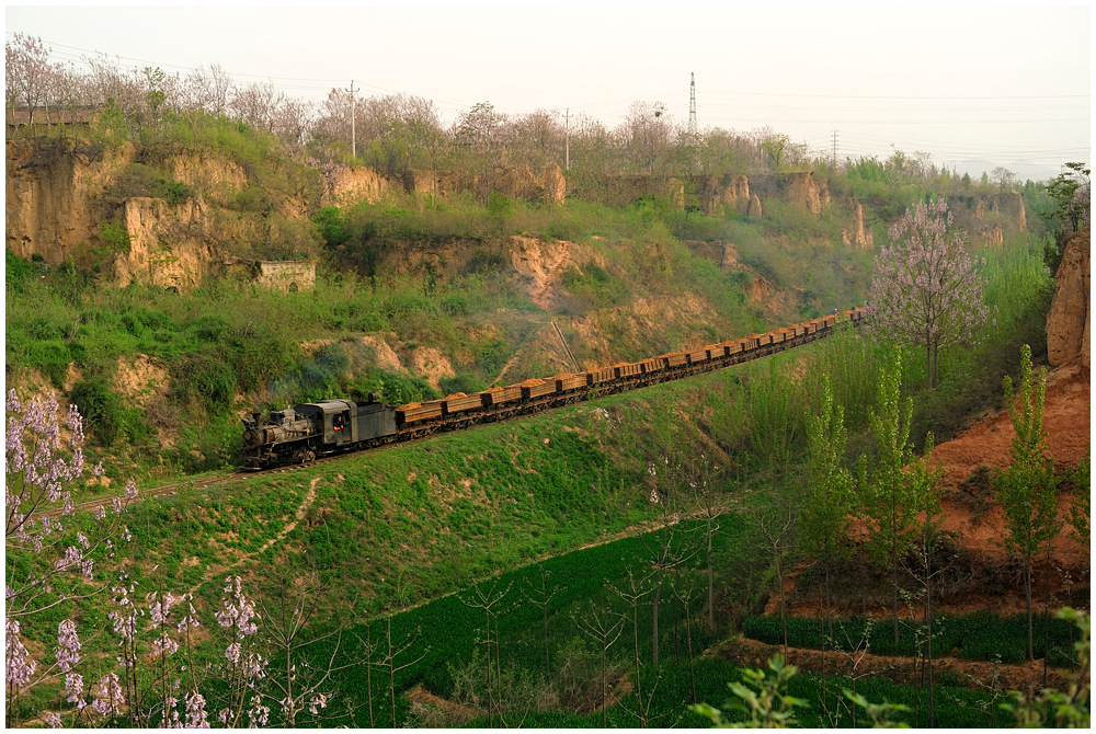 Heute vor einem Jahr... III - Xingyang 2010