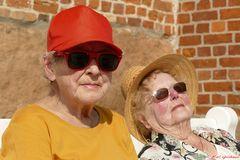 Heutige Seniorinnen