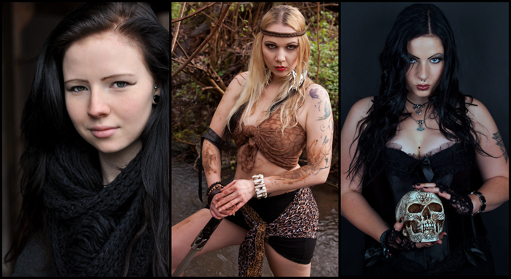 Hexen & Amazonen