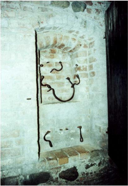 Hexennische Burg Penzlin