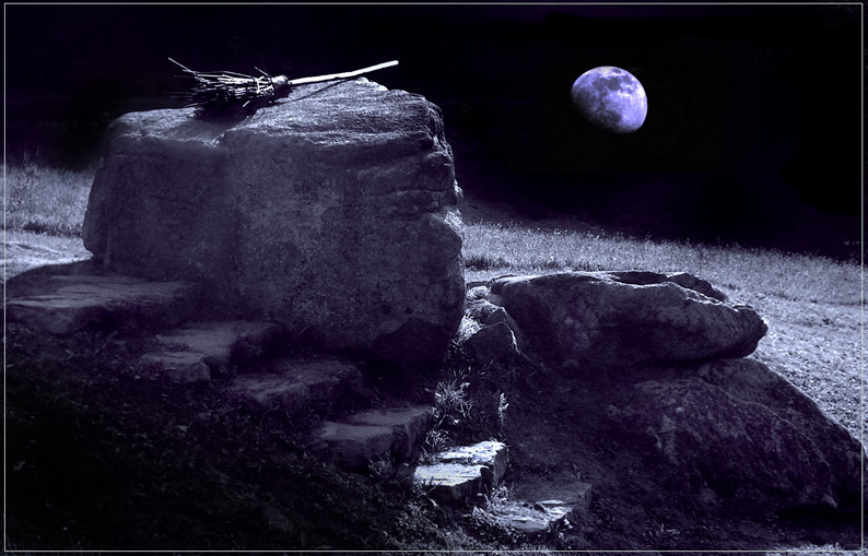 hexenstein, ...ein platz für legenden
