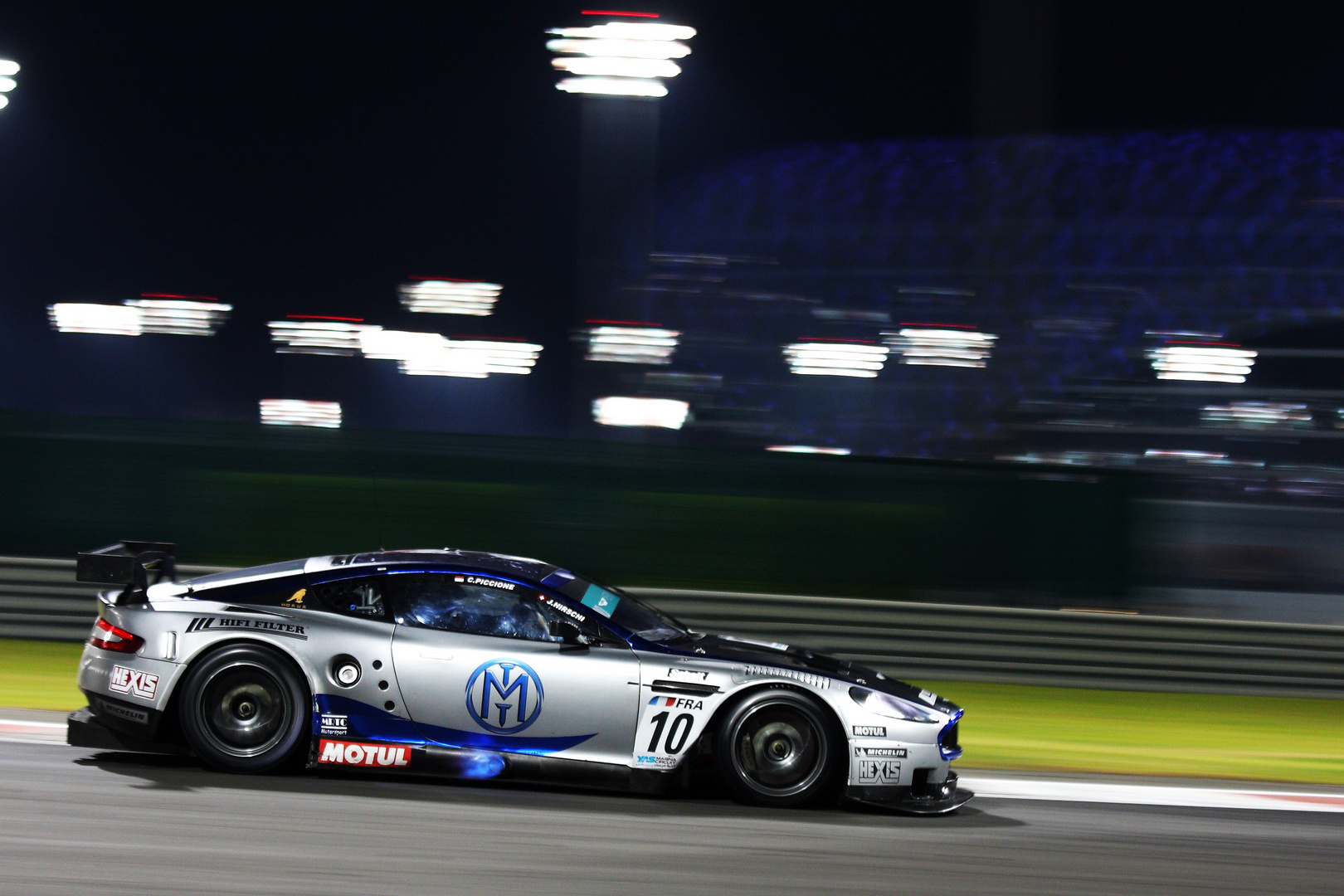 Hexis Racing AMR Aston Martin DBR9