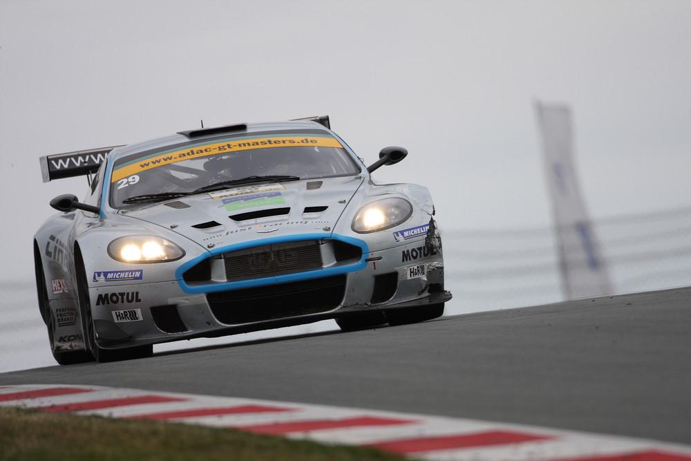 Hexis Racing Aston Martin DBRS9