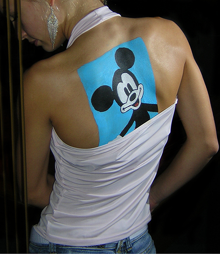 Hey Mickey...