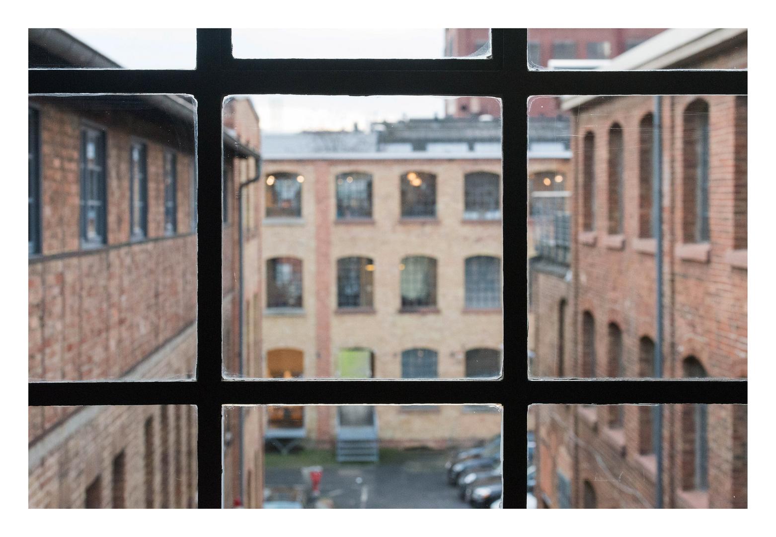 Heyne Fabrik Offenbach Foto & Bild | architektur, industrie und ...
