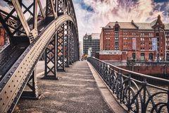 HH Speicherstadt #12 (Brooks-Brücke)