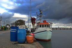 Hiddensee Fischereihafen
