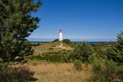 Hiddensee - Leuchtturm