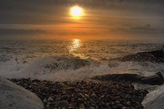Hiddensee und die Ostsee