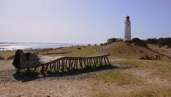 Hiddensee und sein Leuchtturm