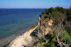 Hiddensee und seine Steilküste