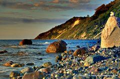 Hiddensee's Steilküste