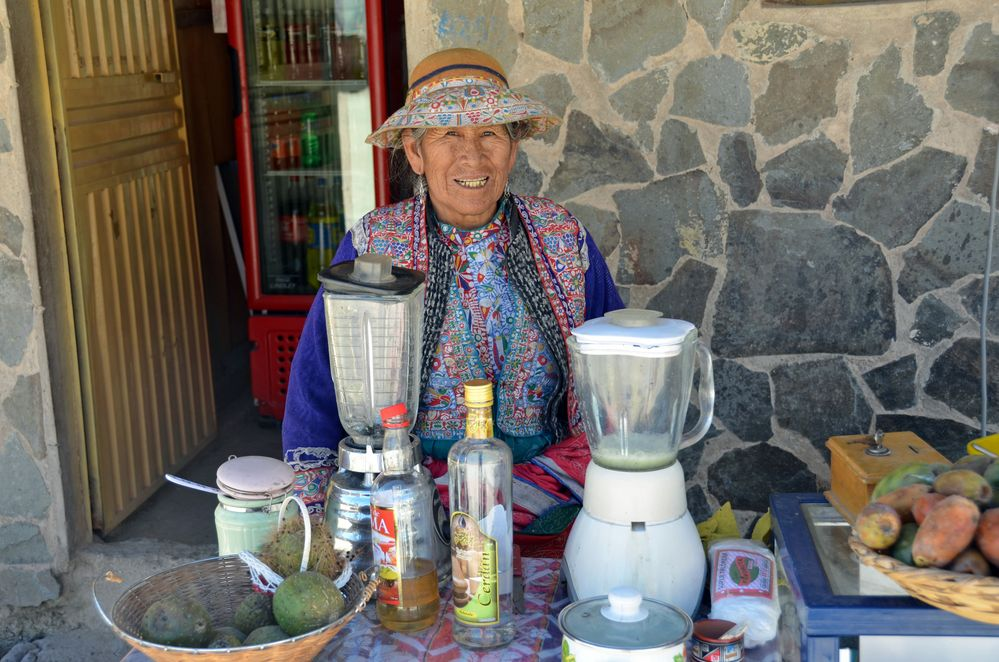Hier gibt es Perus Nationalgetränk Pisco Sour