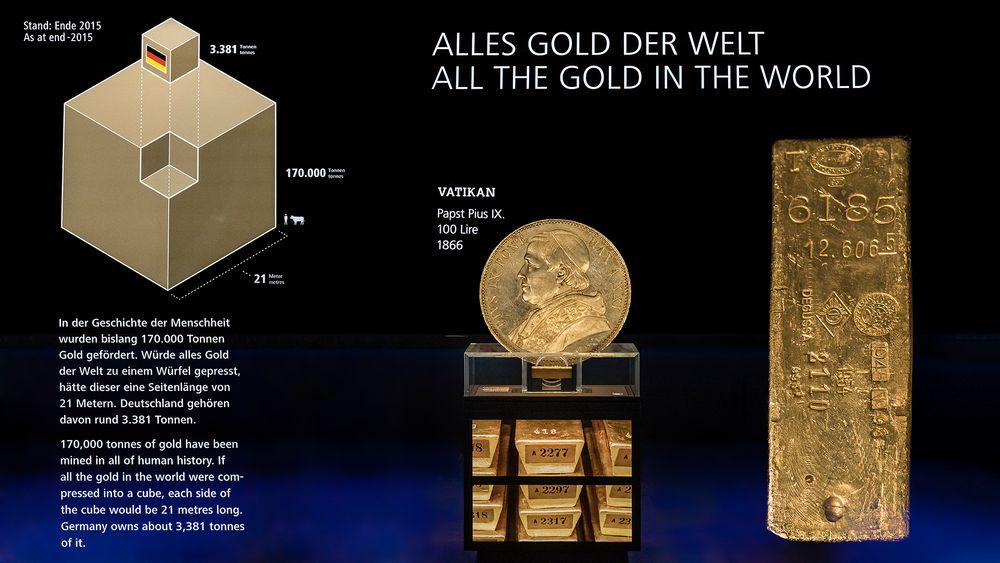 Hier ist alles GOLD, was glänzt!