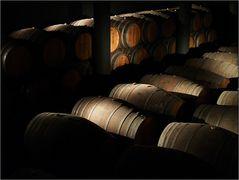 Hier lagert der köstliche Portwein ...