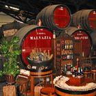 Hier lagert der Madeirawein