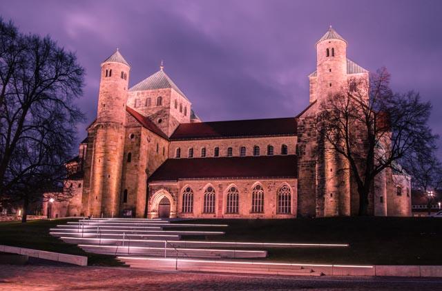 Hier stimmt was nicht... St. Michaelis nach digitalem Umbau