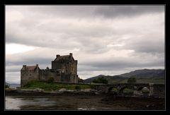 Hier wohnte der Highlander....