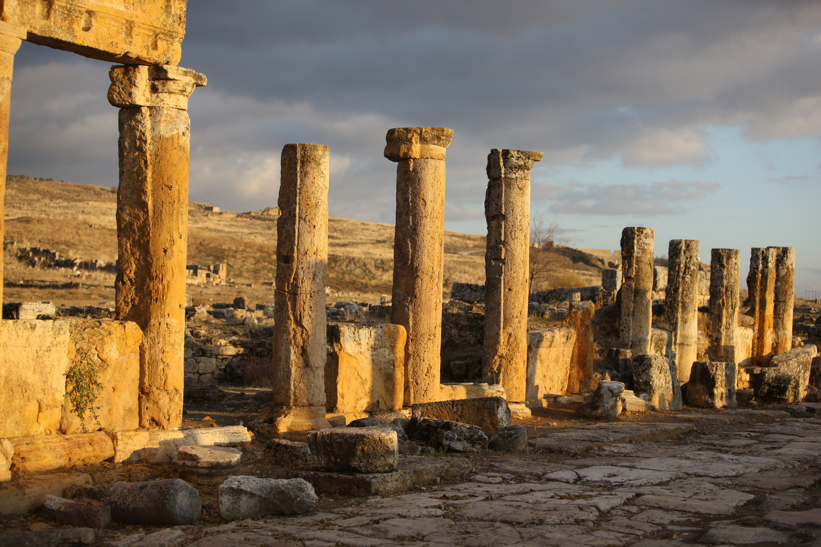 Hierapolis Türkei