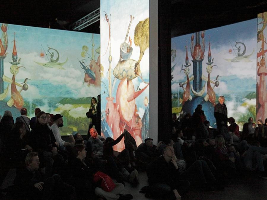 Hieronymus Bosch Visions Alive Foto Bild Museumsblicke Berlin