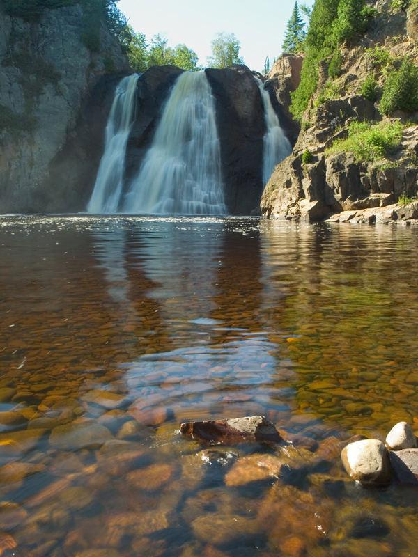High Falls - Tettegouche State Park