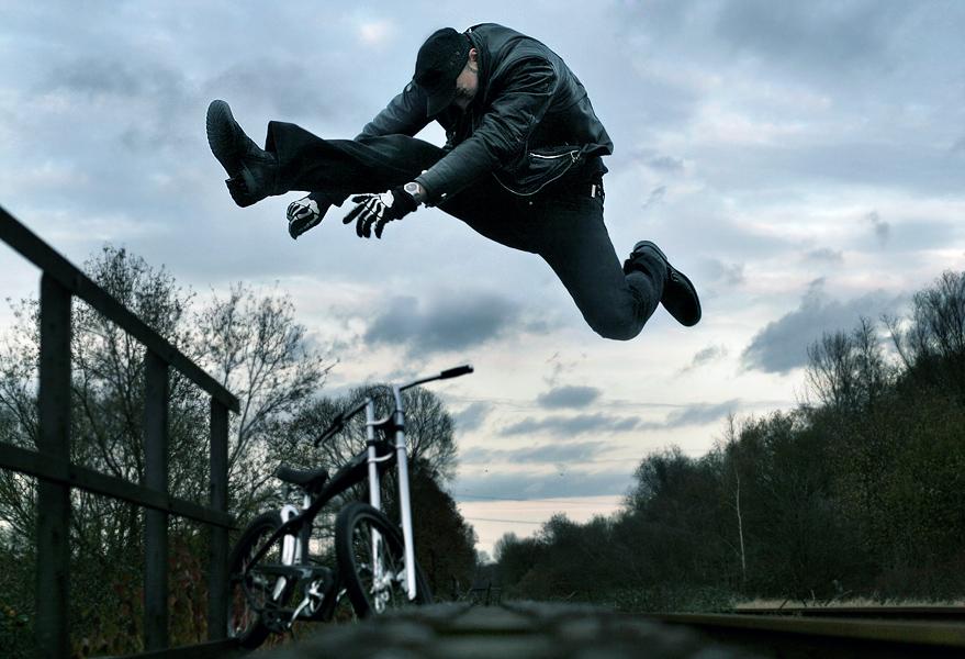 high Kick.
