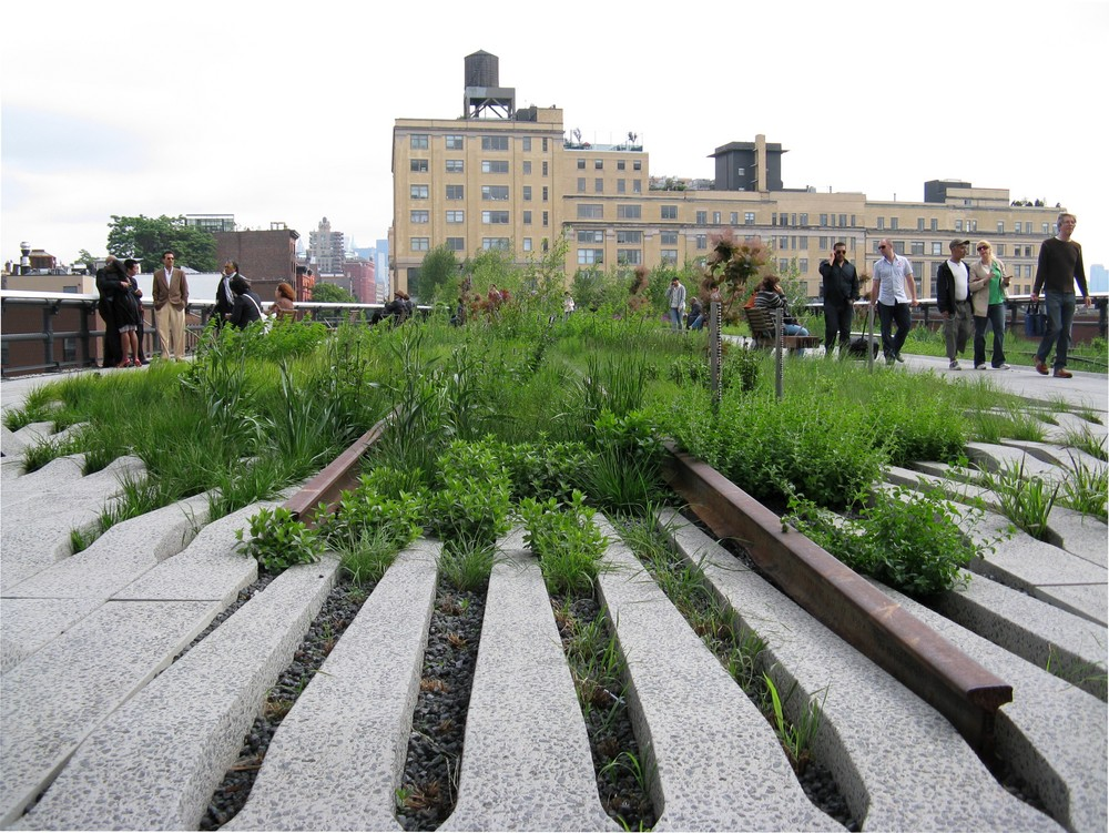 High Line Park | NYC 2009