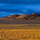 High Plains at Dusk