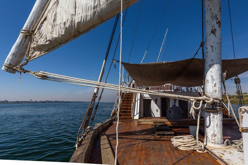 high-speed segeln ist es nicht so ganz -