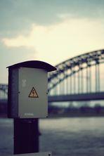 high voltage...