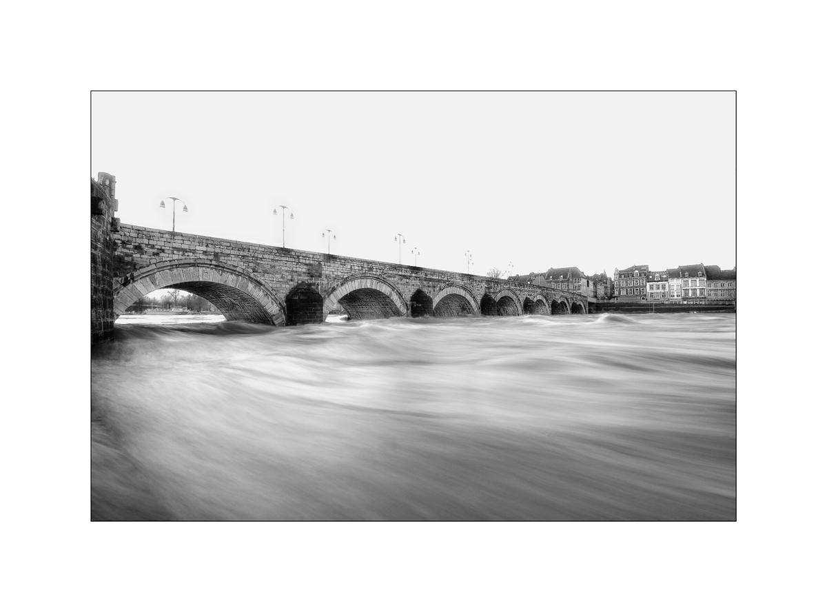 High water in Maastricht