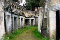 highgate west - viktorianischer friedhof