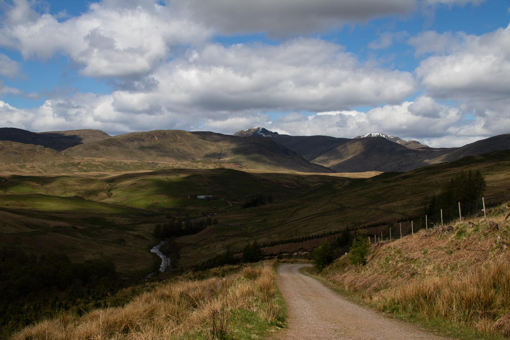 Highlands hike